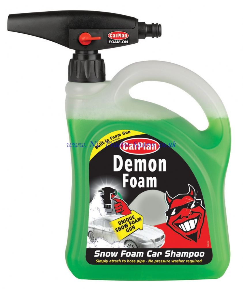 CarPlan Demon Foam with Snow Foam Gun 2 ltr